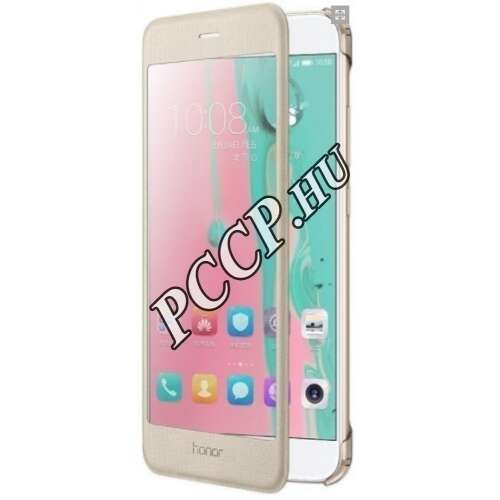 Huawei Honor 8 Pro arany S-view book cover tok