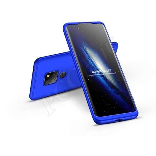 Huawei Mate 20 kék három részből álló védőtok