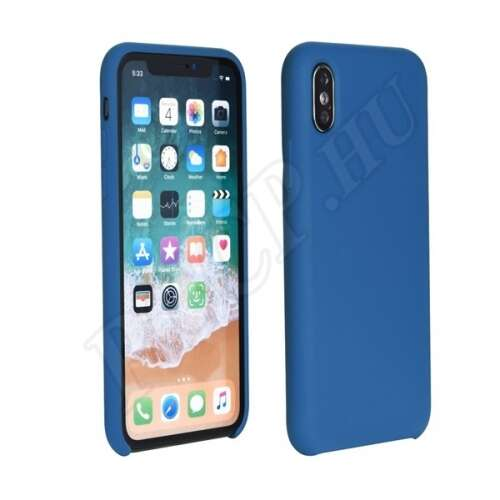 Huawei Mate 20 kék szilikon hátlap