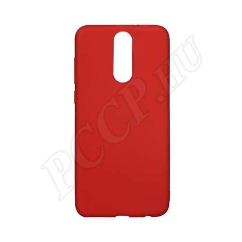 Huawei Mate 20 Lite piros hátlap