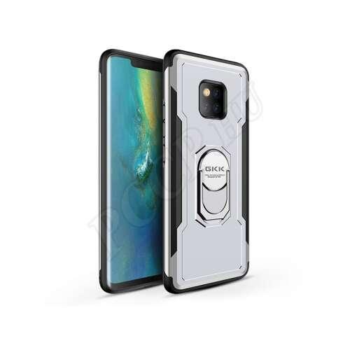Huawei Mate 20 Pro fekete/ezüst hátlap