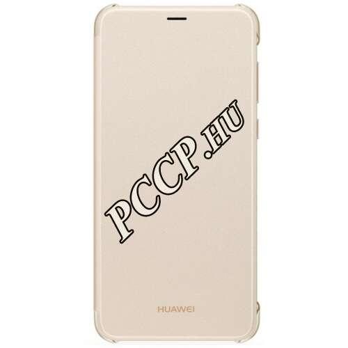 Huawei P-Smart arany cover tok