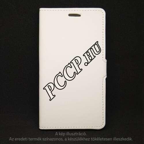 Huawei P10 fehér oldalra nyíló tok