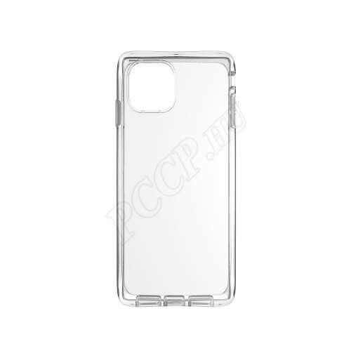 Huawei P20 átlátszó vékony szilikon hátlap