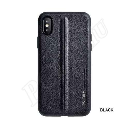 Huawei P30 fekete prémium hátlap
