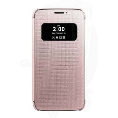 LG G5 Alice pink book cover tok