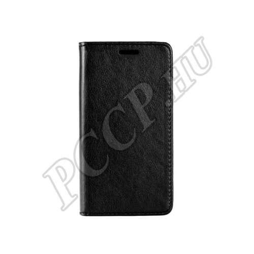 LG K10 (2017) fekete flip tok
