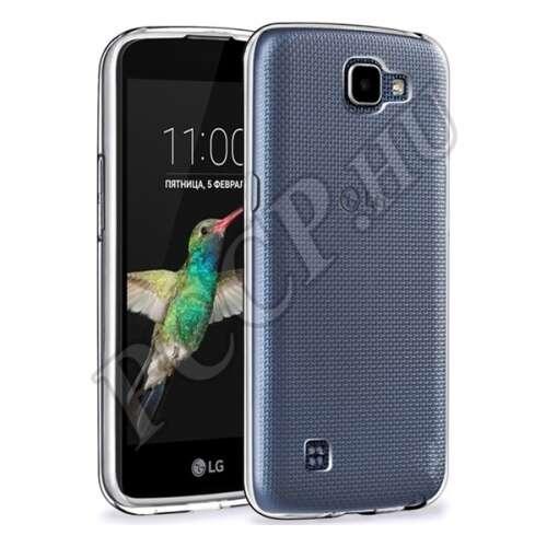 LG K4 átlátszó szilikon hátlap