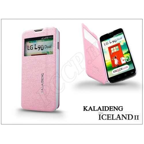 LG L90 D405 pink flip tok