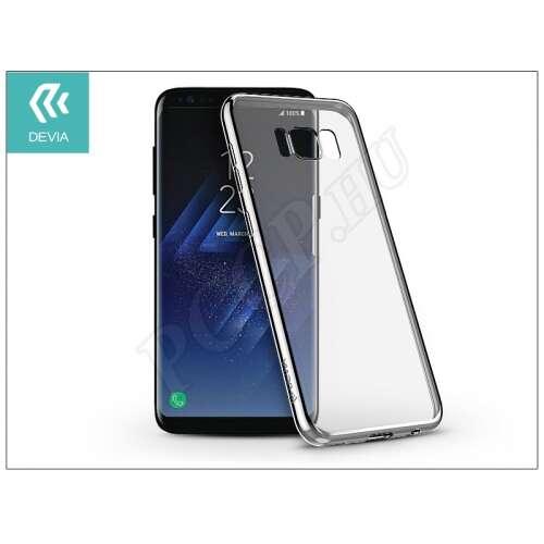 Samsung Galaxy S8 ezüst hátlap