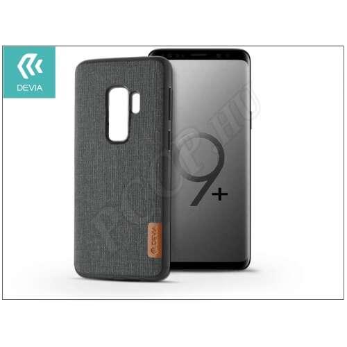 Samsung Galaxy S9 Plus fekete/szürke hátlap