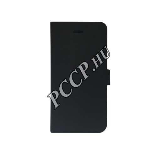 Samsung Galaxy A310 fekete flip oldalra nyíló tok