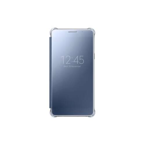 Samsung Galaxy A510 fekete View cover tok