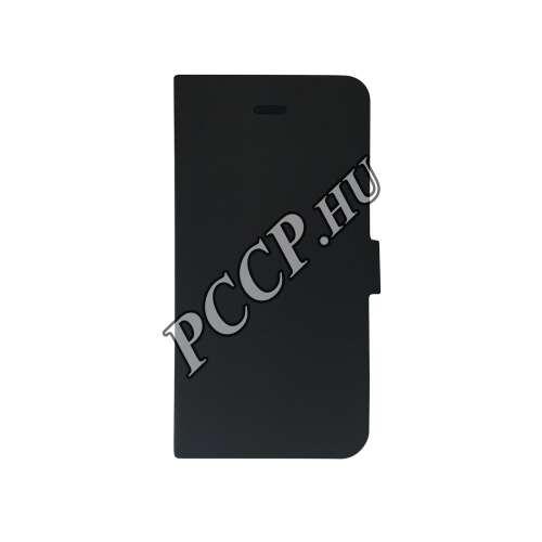 Samsung Galaxy A510 fekete flip oldalra nyíló tok
