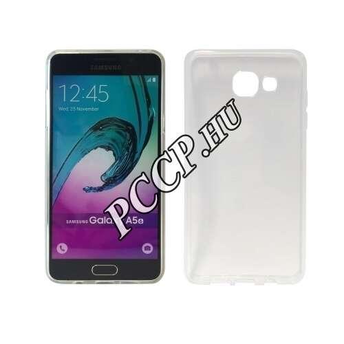 Samsung Galaxy A510 átlátszó vékony szilikon hátlap