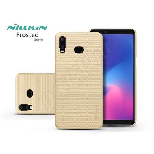 Samsung Galaxy A6S (2018) arany hátlap
