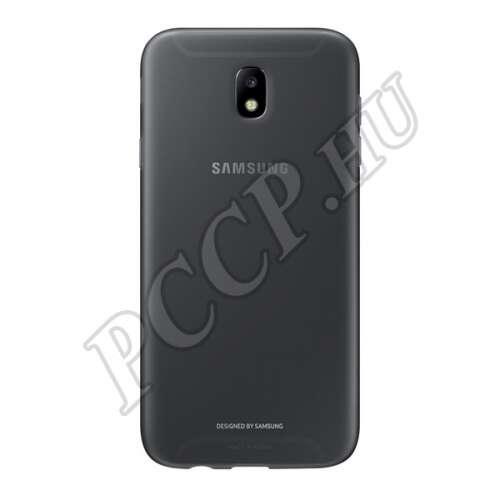 Samsung Galaxy J3 (2017) fekete gyári hátlap
