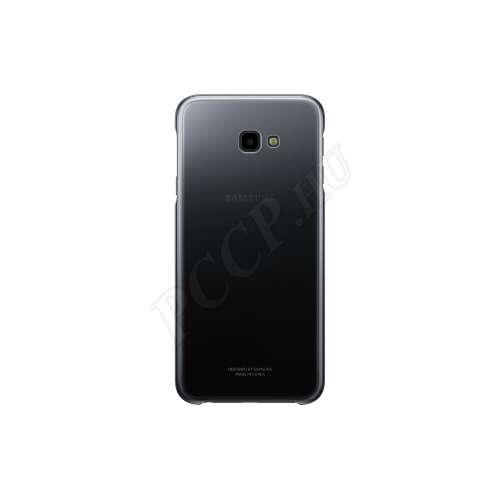 Samsung Galaxy J4 Plus (2018) fekete hátlap