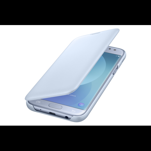 Samsung Galaxy J5 (2017) kék book cover tok