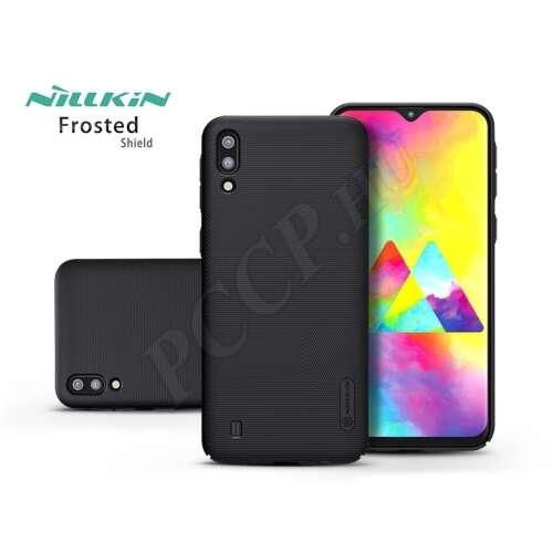Samsung Galaxy M10 fekete hátlap