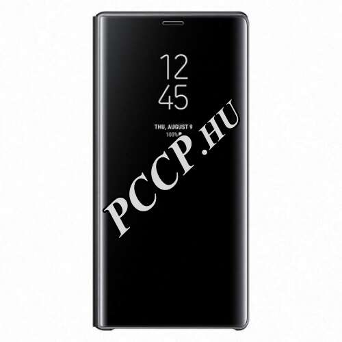 Samsung Galaxy Note 9 fekete cover tok
