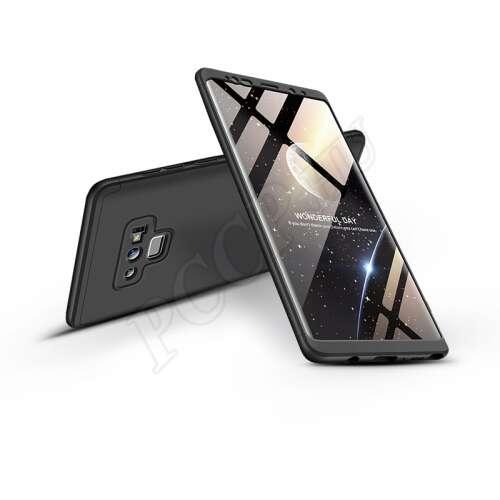 Samsung Galaxy Note 9 fekete három részből álló védőtok
