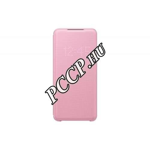 Samsung Galaxy S20 pink flip tok