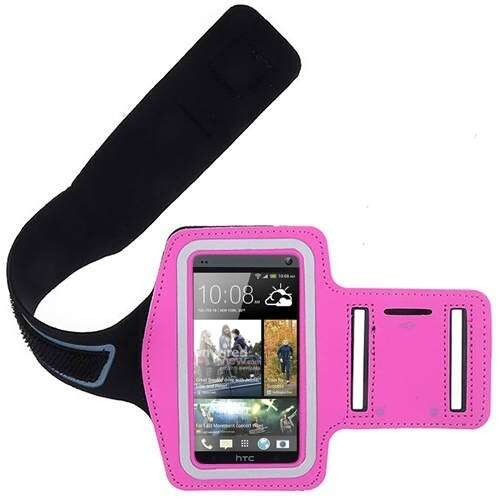Samsung Galaxy S4 pink tok felkarra