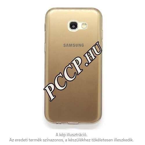Samsung Galaxy S8 Plus fekete ultravékony szilikon hátlap