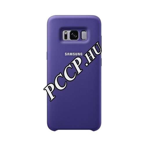 Samsung Galaxy S8 Plus lila szilikon hátlap