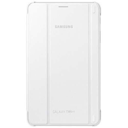 Samsung Galaxy Tab 4 8.0 fehér book cover tok