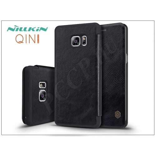 Samsung Galaxy Note 7 fekete oldalra nyíló flip tok