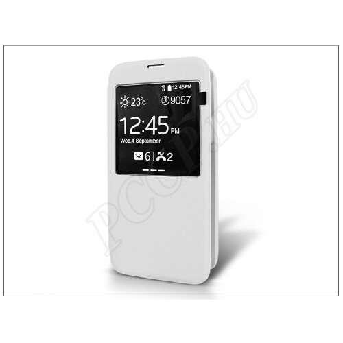Samsung Galaxy S5fehér flip tok