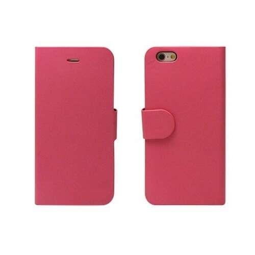 Sony Xperia M4 Aqua pink flip oldalra nyíló tok