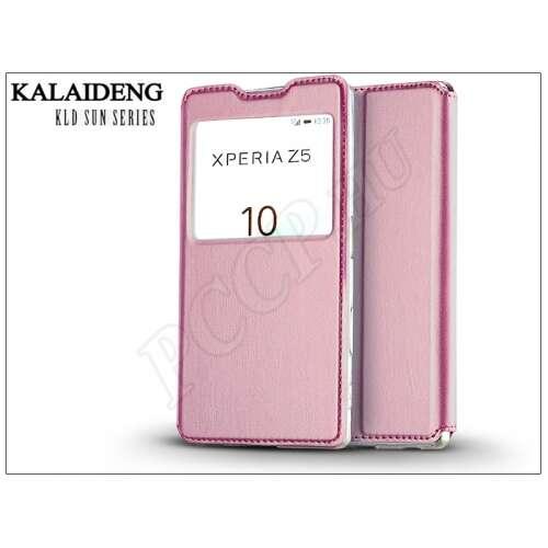 Sony Xperia Z5 (E6653) pink flip tok