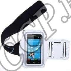 Apple Iphone 4 fehér felkarpánt